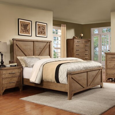 Avalon Furniture Telluride Panel Bed