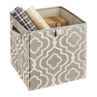 ClosetMaid Premium 2 Handle Storage Bin In Graystone U0026 Reviews   Wayfair