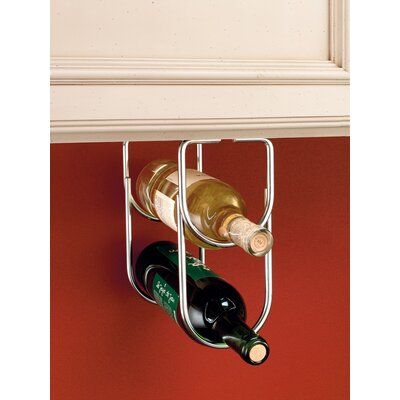 Rev-A-Shelf 2 Bottle Hanging Wine Rack