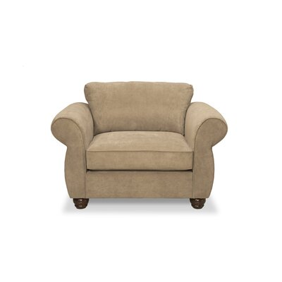 Gregson Classics Gregory Arm Chair and a Half