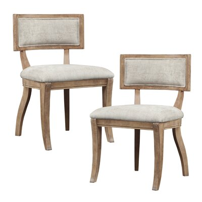 Beachcrest Home Natick Side Chair (Set of 2)
