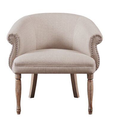 Lark Manor Provencal Barrel Chair