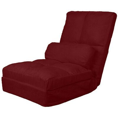 Epic Furnishings LLC Cosmopolitan Click Clack Futon Chair