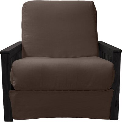 Epic Furnishings LLC Berkeley Perfect Sit N Sleep Futon Chair