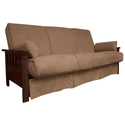 Epic Furnishings LLC Berkeley Perfect Sit N Sleep Futon and Mattress
