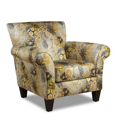 Tracy Porter Hepburn Windflower Arm Chair