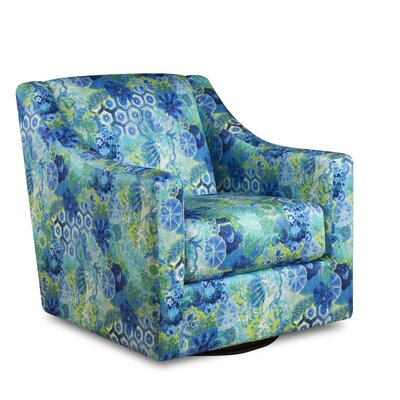 Tracy Porter Winslet Windflower Swivel Chair