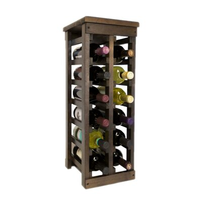 El Mar 12 Bottle Floor Wine Rack
