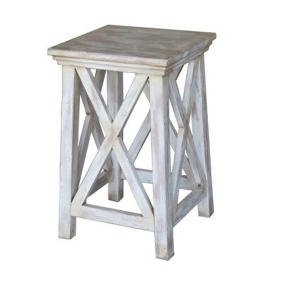 ZallZo Handmade Plant End Table