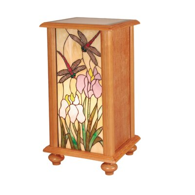 Dale Tiffany One Light End Table