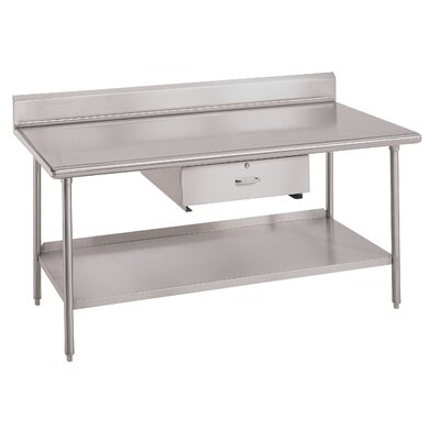 IMC Teddy Worktable Utility Prep Table