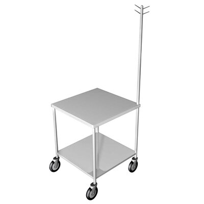 IMC Teddy Mixer Stand Serving Cart
