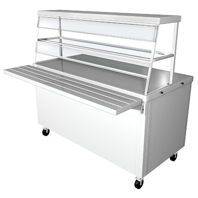 IMC Teddy Prep Table with Stainless Steel Top