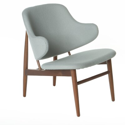 Design Tree Home Cherish Wood Inspired Lounge Chair