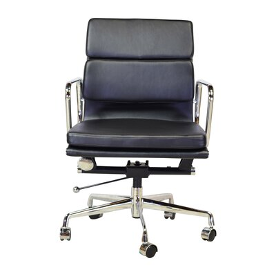 Design Tree Home Mid-Back Executive Office Chair