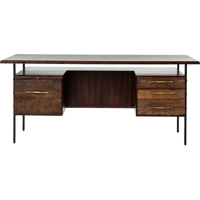 Design Tree Home Lauren Executive Desk