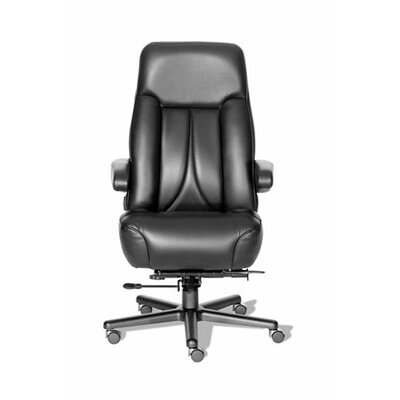 ERA Products Office Chairs Comfort Series Odyssey Leather High-back Executive Chair