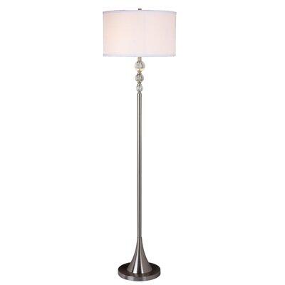 Artiva usa spheres 60quot floor lamp reviews wayfair for Sphere 5 light floor lamp