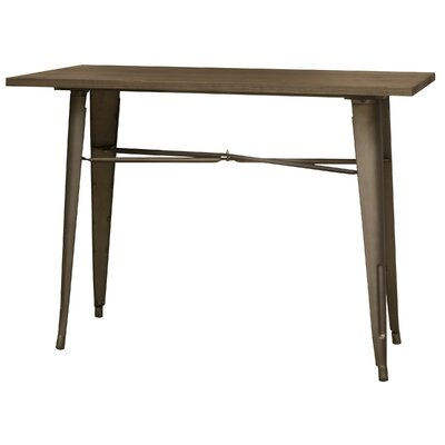 AmeriHome Loft Dining Table