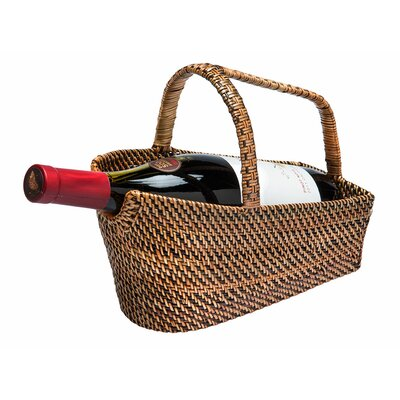 Kouboo Nito 1 Bottle Tabletop Wine Rack