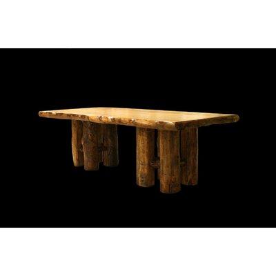 Utah Mountain Aspen Stump Base Dining Table