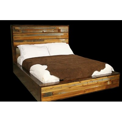 Utah Mountain Platform Bed