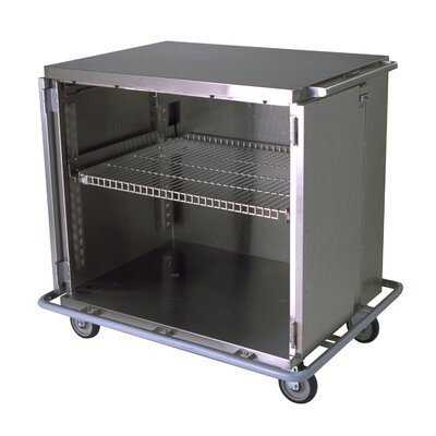 Lakeside Manufacturing Stainless Steel Case Cart
