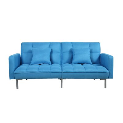 Madison home usa convertible sofa reviews wayfair for Buy sofa online usa