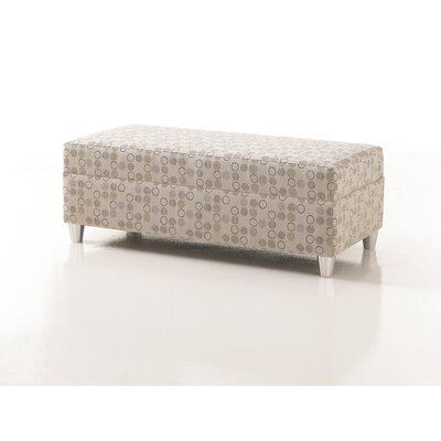 Studio Q Furniture Crosby Upholstered Bariatric Bedroom Bench in Grade 3 Vinyl