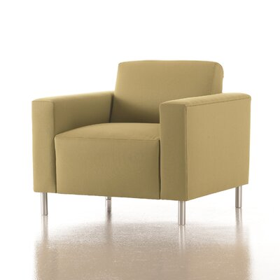 Studio Q Furniture Vibe Lounge Chair in Grade 4 Fabric