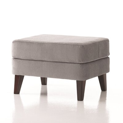 Studio Q Furniture Brodie Ottoman in Grade 2 Fabric