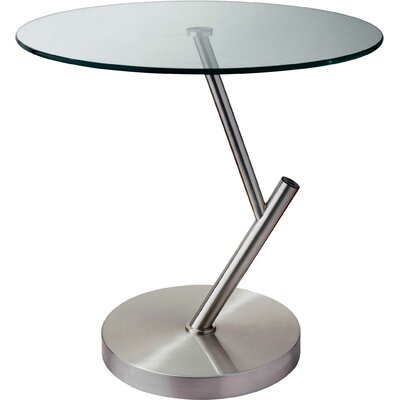 Adesso Pulse USB End Table
