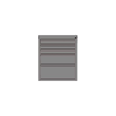 Valley Craft 5-Drawer Lateral File