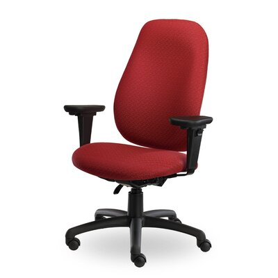 Seating Inc Contour II High-Back Task Chair with Arms