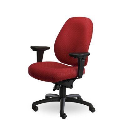 Seating Inc Contour II 400 Mid-Back Task Chair
