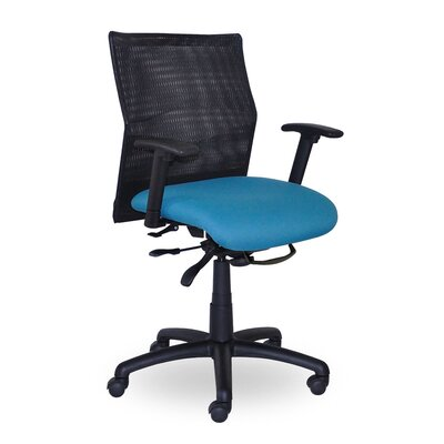 Seating Inc Jay Mid-Back Mesh Swivel Task Chair