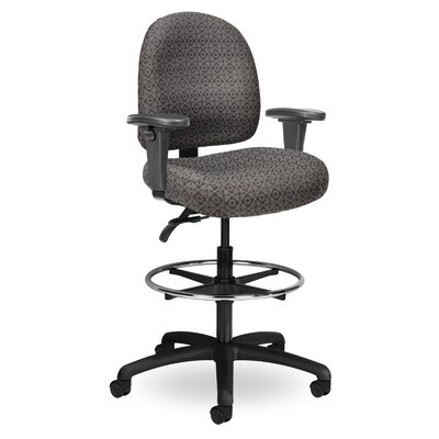 Seating Inc Pearl II High-Back Drafting Chair