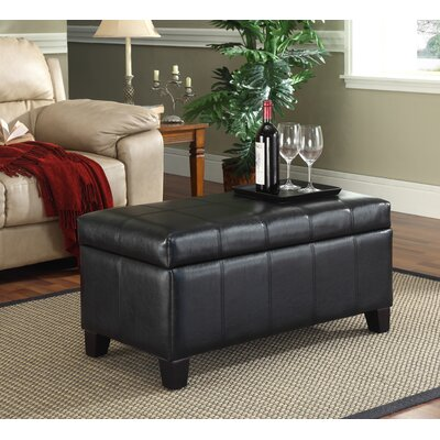 WorldWide HomeFurnishings Storage Ottoman