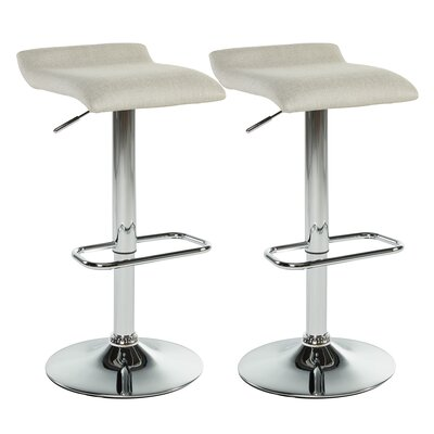 WorldWide HomeFurnishings Adjustable Height Swiv..