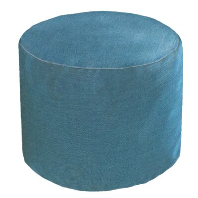 Core Covers Sunbrella Outdoor/Indoor Round Pouf Ottoman