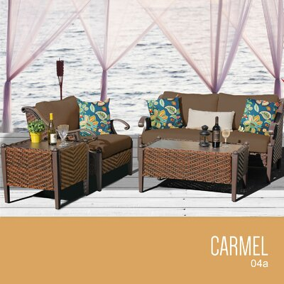TK Classics Carmel Coffee Table