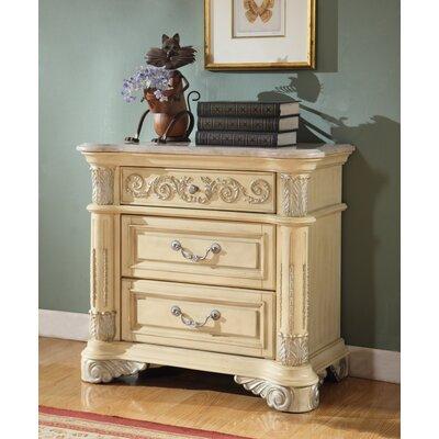 Meridian Furniture USA Sienna 2 Drawer Ni..