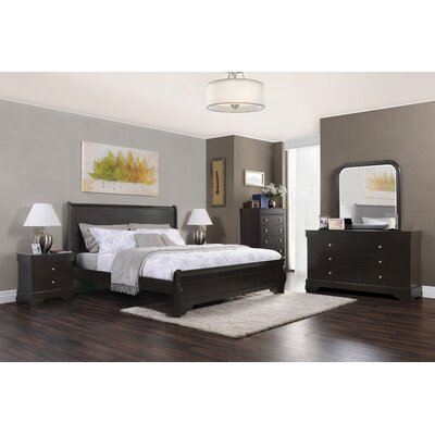 Domus Vita Design Manhattan Panel Customizable Bedroom Set