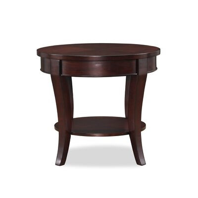 Alcott Hill Ellisurg Round End Table