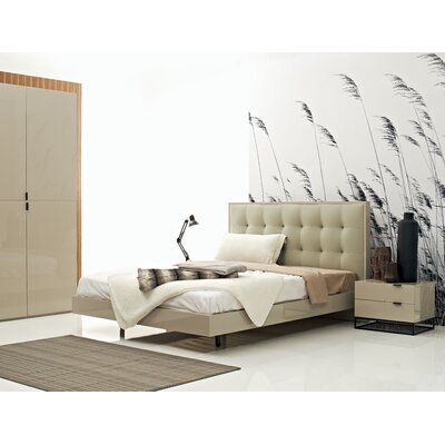 Argo Furniture Devitto Queen Platform Customizable Bedroom Set
