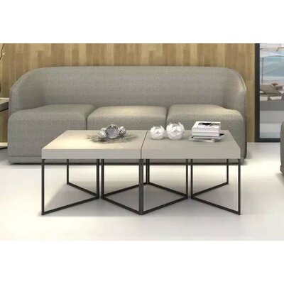 Argo Furniture Luna 2 Piece Coffee Table Set