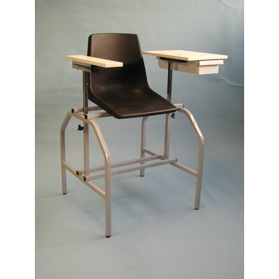 Brandt Industries Blood Drawing Chair with Drawer