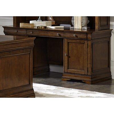 Darby Home Co Grunewald Executive Desk Base