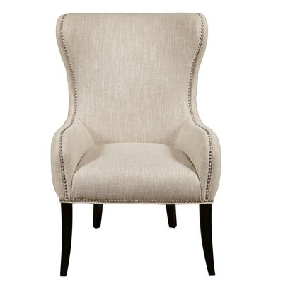 Darby Home Co Seraphine Mink Arm Chair