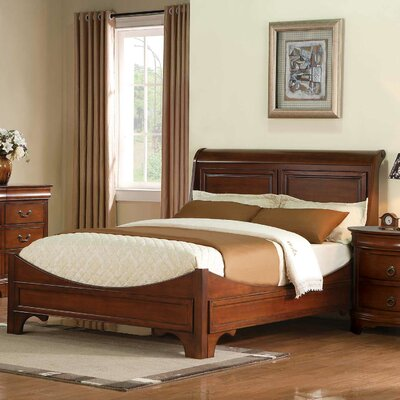 Darby Home Co Riegel Panel Bed